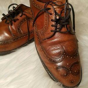 a10959d7dd004 handmade Shoes - Handmade Men s Oxford dress shoes size 10.5